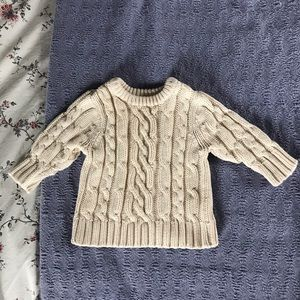 Old Navy Chunky Cable Knit Sweater